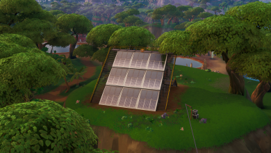 Photo of Fortnite: Visit a solar array in the snow, desert, and the jungle – Locations
