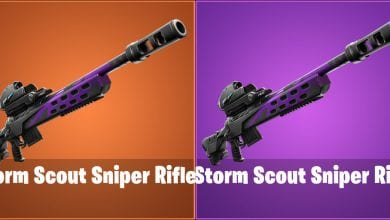 Photo of Fortnite v9.40 will bring a new Storm Scout Sniper Rifle