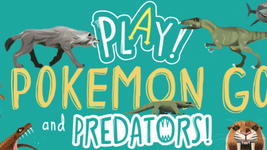 Photo of Pokemon Go and Predators Event at Chester Zoo UK on July 25