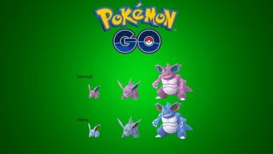 Photo of Pokemon Go Shiny Nidoran (M) is Coming Tomorrow July 4