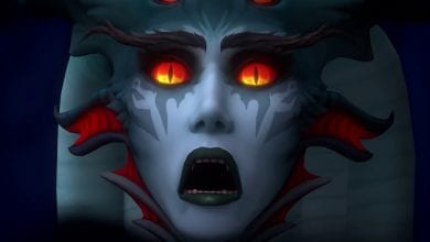 Photo of WoW BFA: Azshara's Eternal Palace – Raid Finale Cinematic
