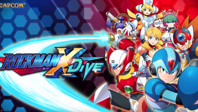 Photo of Rockman X Dive is Coming to Mobile