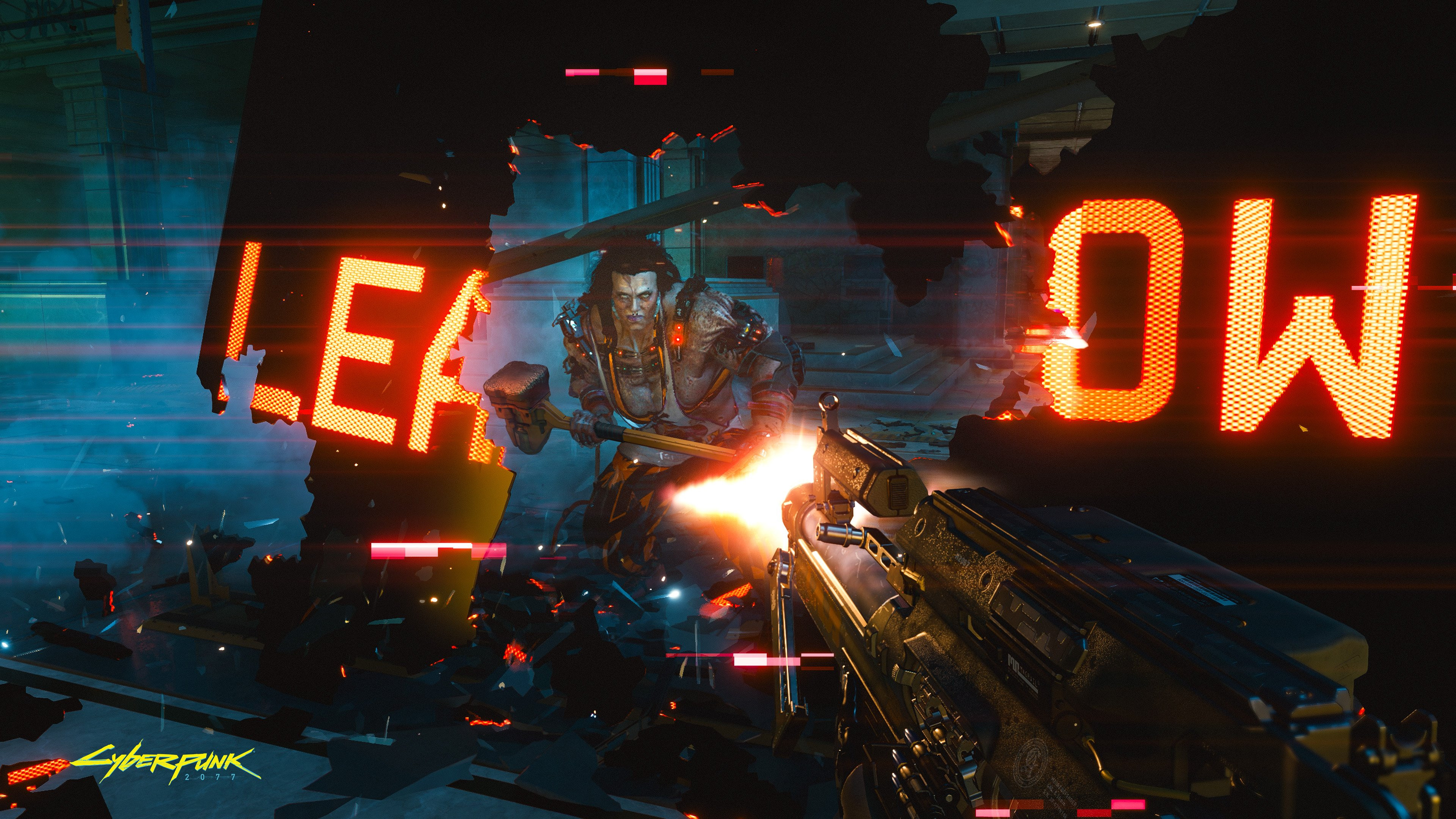 According To The Esrb Rating Cyberpunk 2077 Players Can Customize Character Genitals