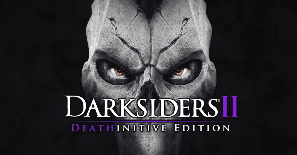 Darksiders 2 Deathinitive Edition Nintendo Switch Release Date Announced
