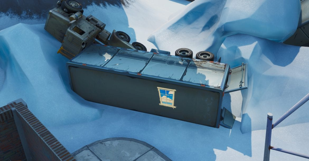 Fortnite: Where to Search Chests Inside Containers With Windows