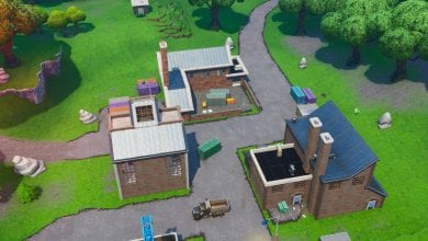 Photo of Fortnite: Collect 100 of each material within 60 seconds after landing