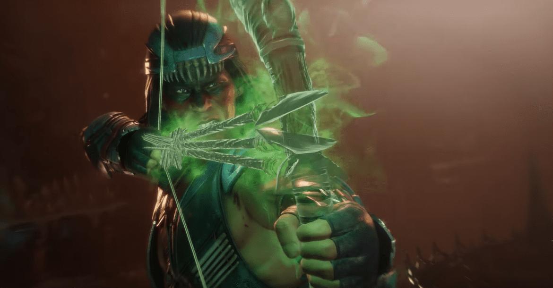 Mortal Kombat 11 Nightwolf Gameplay Trailer Released