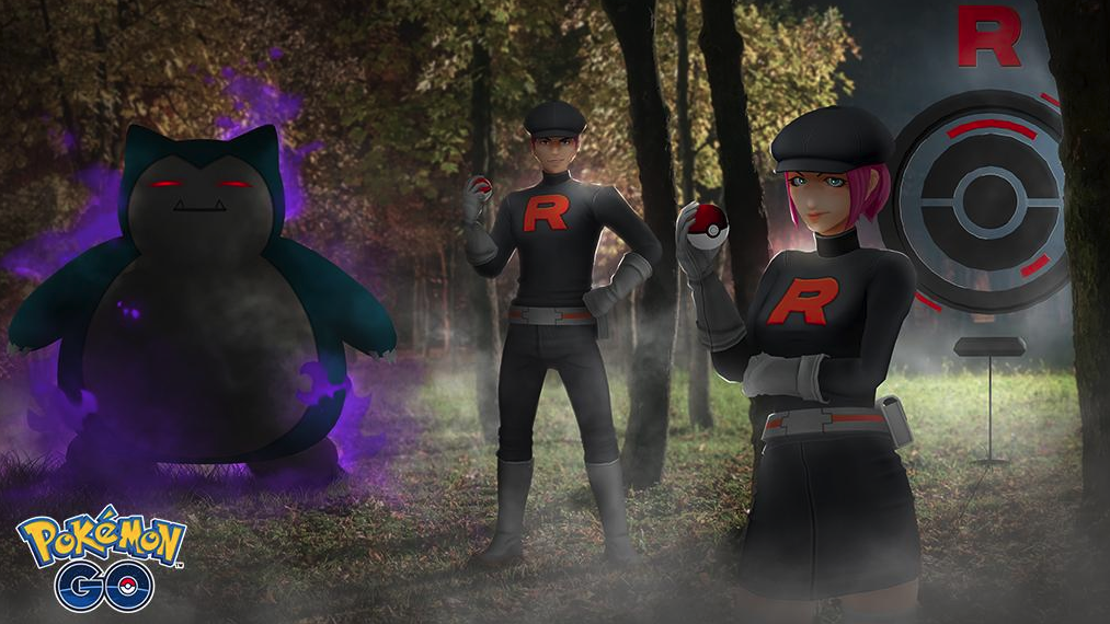 Pokemon Go Team Go Rocket Grunt Dialogue Hints the Type of
