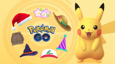 Photo of Pokemon Go Pikachu Wearing All Special Hat Event Announced