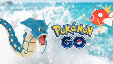Photo of Pokemon Go Water Festival Event