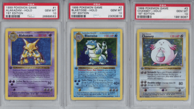 Photo of Complete Set of Rare Pokemon Cards Sold for $107K