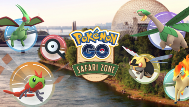 Photo of UPDATE Pokemon Go Safari Zone Montreal in September