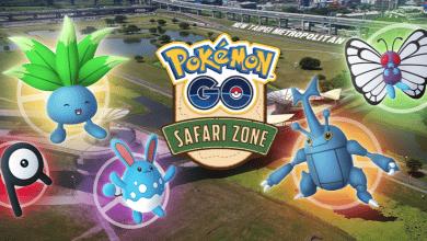 Photo of Pokemon Go Safari Zone Event in New Taipei City