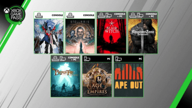 Photo of Xbox Game Pass Adds Seven New Games