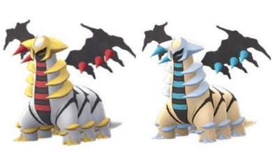 Photo of Pokemon Go Shiny Altered Forme Giratina for a Limited Time