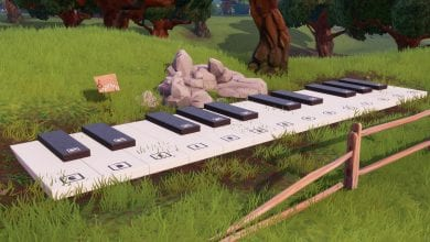 Photo of Where to Visit an Oversized Piano and Play the Sheet Music in Fortnite