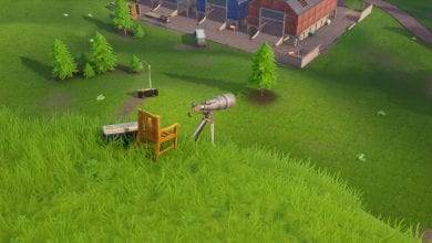 Photo of Where to Dance at Two Different Telescopes in Fortnite?