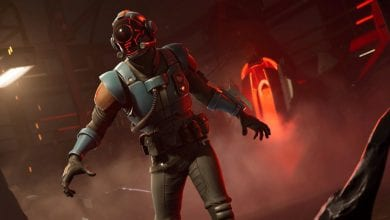 "Photo of In-game Leak shows the ""return"" of the Visitor – New Fortnite Skin"