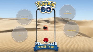 Photo of Pokemon Go October Community Day Featuring Trapinch