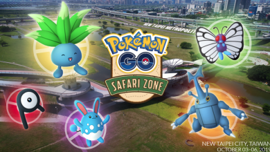 Photo of Pokemon Go Taipei Safari Zone Event