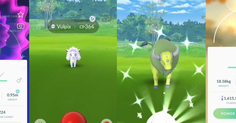 Pokemon Go Ultra Bonus Week 2 featuring Shiny Regional