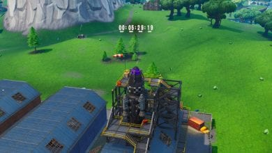 Photo of 5 Hours Away From Fortnite Chapter 2 – Goodbye Fortnite Chapter 1