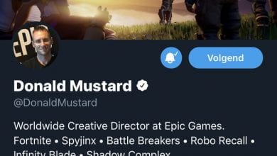 Photo of Donald Mustard's Twitter Account Was Hacked