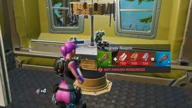 Photo of Fortnite: Crafting Stations, Probably The Best Feature in Chapter 2