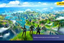 Photo of Fortnite: Search the Hidden F in the New World Loading Screen