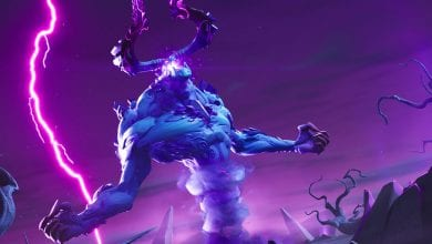 "Photo of Fortnite's Fortnitemares is Live with ""Storm King"" as the main part of the Event"