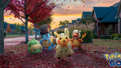Photo of Pokemon Go Boosted Spawns During Halloween Event 2019