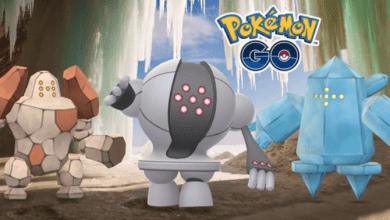 Photo of Pokemon Go New Image Hinting at Regi Trio