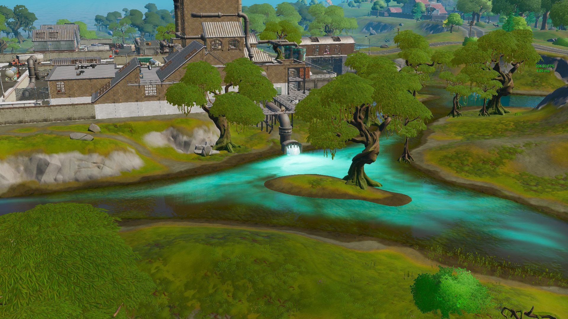 Fortnite Slurpy Swamp