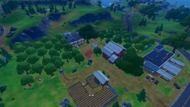 Photo of Fortnite: Apply Shields or Healing at Shanty Town or the Orchard
