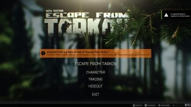 Photo of Nvidia Freestyle No Longer Supports Escape From Tarkov, Or It's Maybe The Opposite?