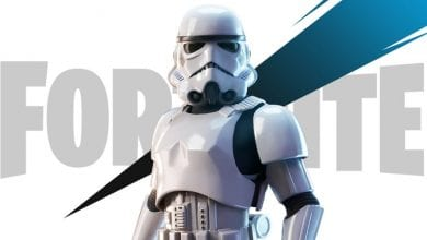Photo of Fortnite X Star Wars Live, Imperial Stormtrooper Skin available