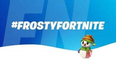 "Photo of Fortnite's Upcoming Christmas Event is ""Frosty Fortnite"""