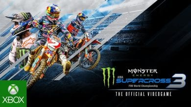 Photo of Monster Energy Supercross 3 Announcement Trailer