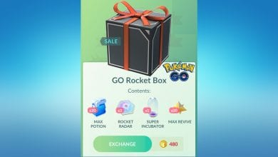 Photo of Pokemon Go New Go Rocket Box Contents