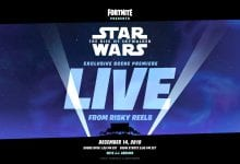 Photo of Fortnite X Star Wars Happening On December 14