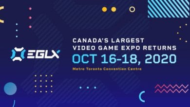 "Photo of Canada's Video Game Expo ""EGLX"" Returns on October 16-18, 2020"