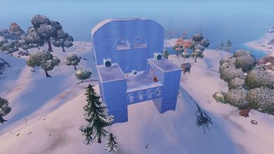 Photo of Fortnite: Search Ammo Boxes at the Workshop, Shiver Inn or Ice Throne