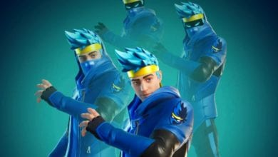 "Photo of Tyler ""Ninja"" Blevins Finally Gets an Official Fortnite Skin"