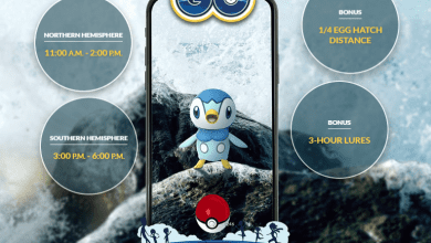 Photo of Pokemon Go January 2020 Community Day Event