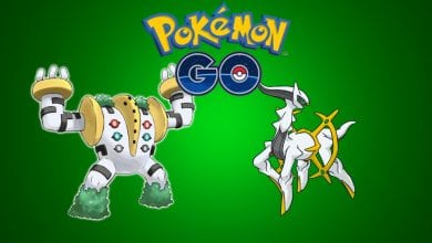 Photo of Pokemon Go January 8/9 to be the Last EX Raids Featuring Regigigas, Arceus is the Most Reasonable Choice for the Next EX Raid