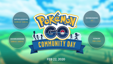Photo of Pokemon Go Vote for February Community Day and Field Research Tasks
