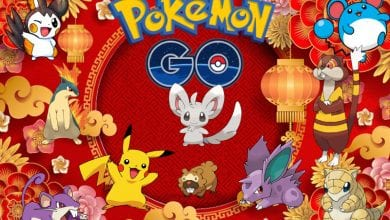 Photo of Pokemon Go Lunar New Year Event 2020, Year of the Rat