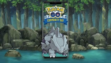 Photo of Pokemon Go Most Players Voted for Rhyhorn February Community Day