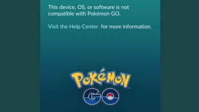 "Photo of Is Pokemon Go Abusing File System Access? Here is Why You're Getting ""Unsupported Device"" Error Message"