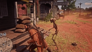 Photo of Red Dead Online PC Players are Attacked by Two-Headed Skeletons